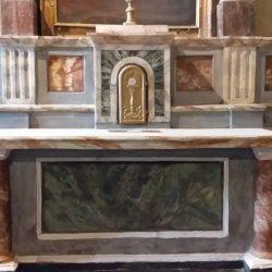 Chiesa di San Sebastiano dopo 8