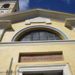 facciata San Bartolomeo prima
