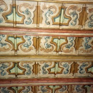 lignei-2-via-S-Chiara-TO-restauro-soffitto-ligneo-policromo-comitt.-studio-architetti