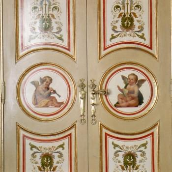 restauro-di-porte-policrome-dorate-via-XX-settembre-TO 2