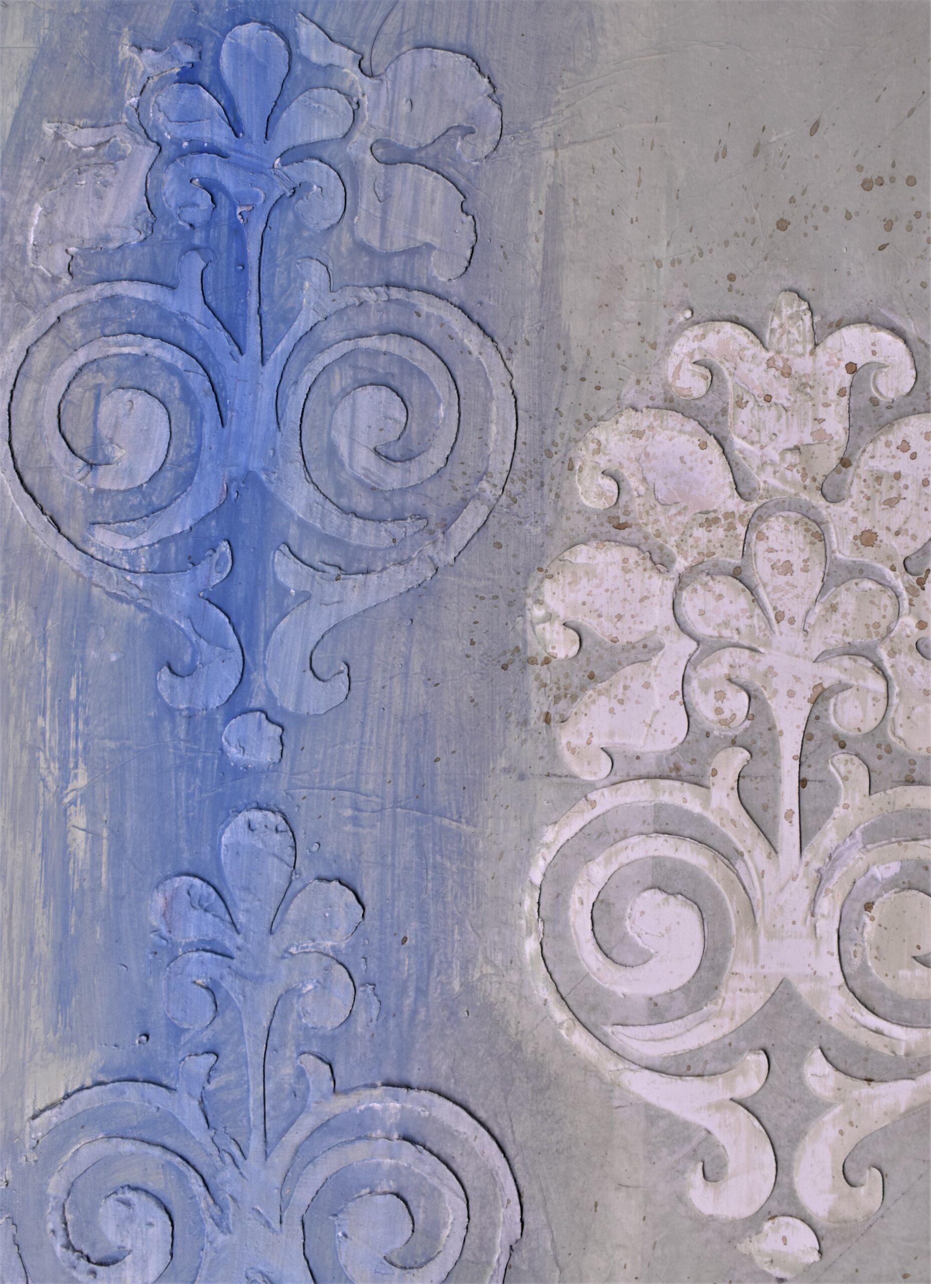 bianco verde azzurro in rilievo pattern 4 (2)